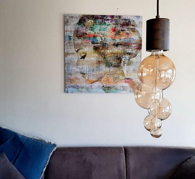 Kundenfoto: Creative Thought von Atelier Paint-Ing