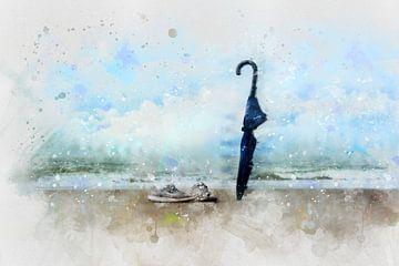 Der Regenschirm von Claudia Evans