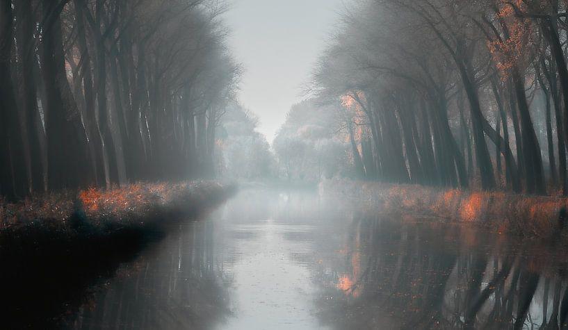 Damse Vaart III van Adrien Hendrickx