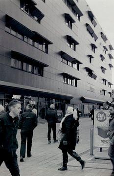 Zomaar een straat in Almere Centrum von Melvin Meijer