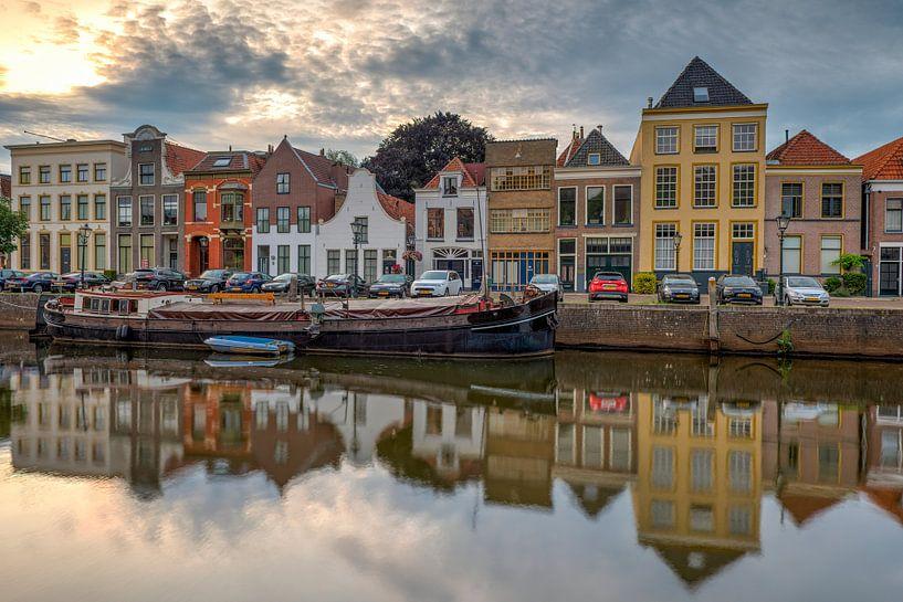 Thorbeckegracht Zwolle sur Fotografie Ronald