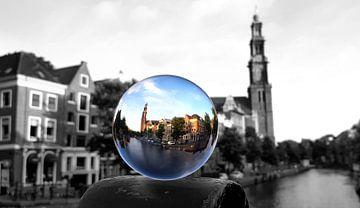 Westerchurch Amsterdam von Sanneke van den Berg