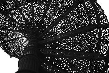 Spiral staircase architecture van Falko Follert