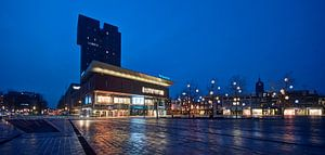 Enschede - HJ van Heekplein van