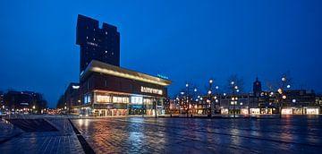 Enschede - HJ van Heekplein von