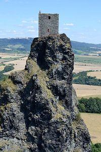 Onderdeel van Kasteel Helfenburk Tsjechie