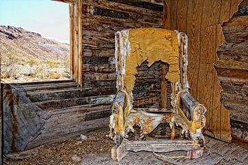 Ghost Town Rhyolite II van Yvonne Smits