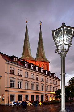 lantaarnlicht van Edgar Schermaul