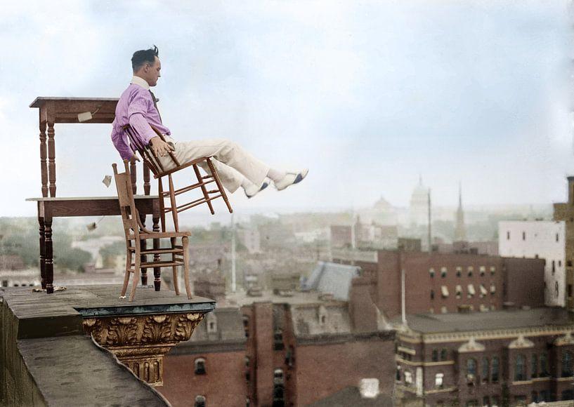 Daredevil, 1917 van Colourful History
