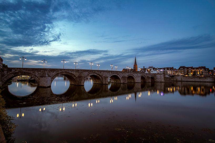 Maastricht by Night van Urban Relics