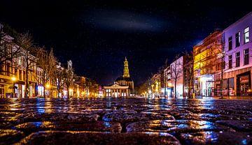 Vismarkt Groningen van Deon Prins