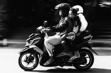 Locals op Bali van Mr. Djb