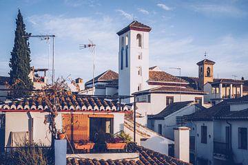 Granada - Albaicín van Alexander Voss