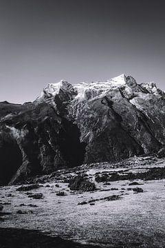 Die Berge des Himalayas von Moniek Kuipers