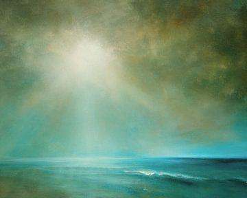 Macht en stilte van Annette Schmucker