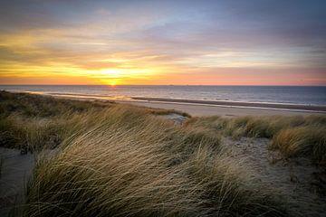 Avonden aan het strand van Dirk van Egmond