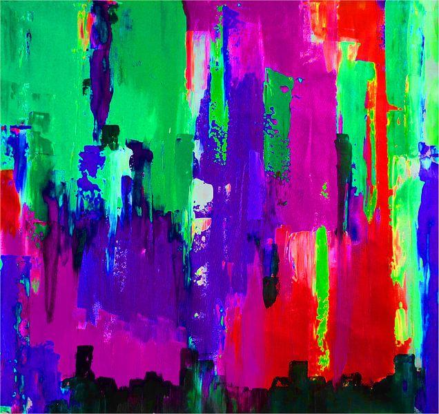 Bright Lights 1  van Emma Ball