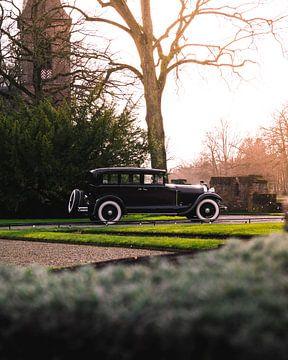 Klassieke auto van Arnold Maisner