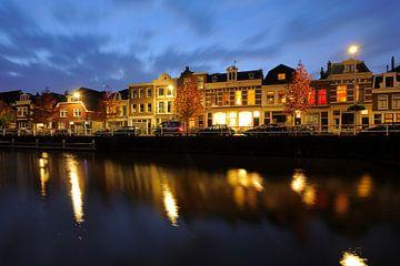 De Westerkade langs de Vaartsche Rijn in Utrecht van