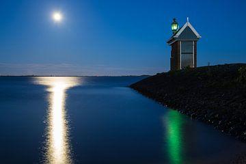 Havenlicht van Volendam sur Chris Snoek