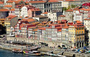 Ribeira aan de Douro, Porto van