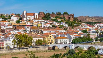 Silves in Algarve (Portugal) van Jessica Lokker