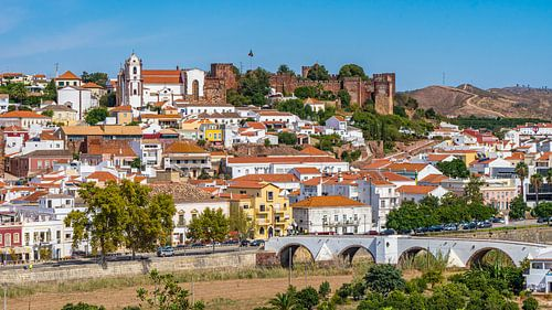 Silves in Algarve (Portugal)