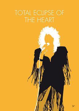 No264 MY Bonnie Tyler Minimal Music poster van