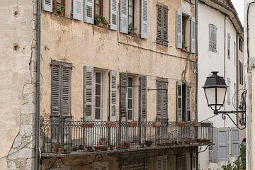 Oud frans balkon / Old french balcony von Elles Rijsdijk