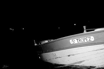 Das berühmteste Boot von Saint-Tropez von Tom Vandenhende