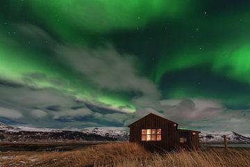 IJsland Noorderlicht van Stefan Schäfer