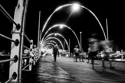 Emmabrug in Willemstad van Paul van Putten