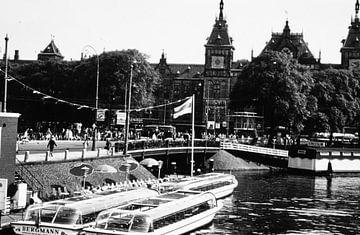 Altes Amsterdam von Jaap Ros