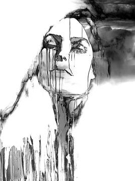Tränen von Olga Tromp