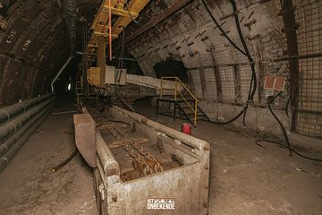 Transportmittel Bergbauschule. von Het Onbekende