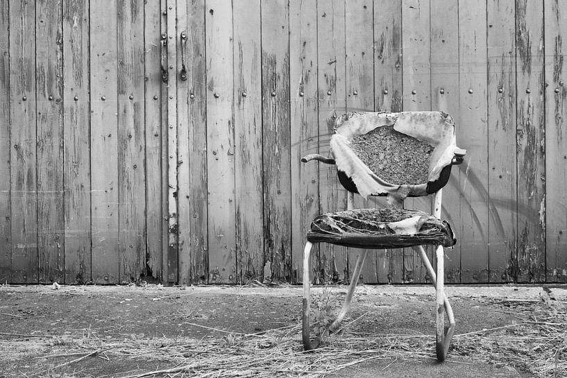 The chair van Silvia Thiel