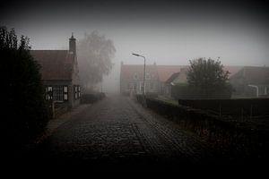 Mist in Kloetinge