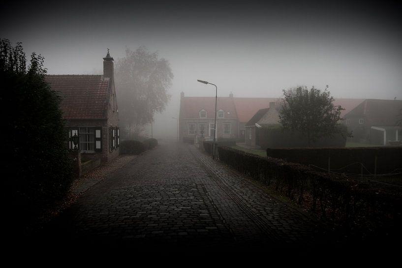 Mist in Kloetinge van Desiree Meulemans