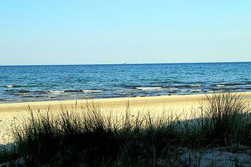 Strandidylle von Rosi Lorz