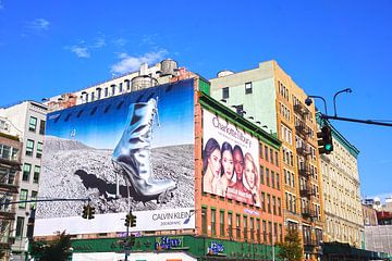 2010: Streets of New York Billboard reclame