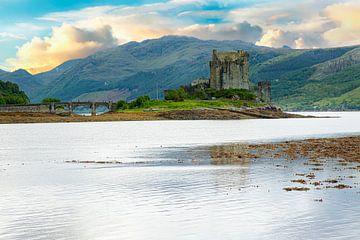 Eilean Donan Castle, Schottland. von Gert Hilbink