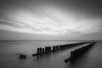 Zeeuwse kust van Charlotte Bakker