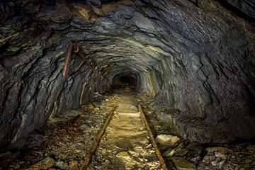 Ondergrondse steengroeve von Bert Beckers