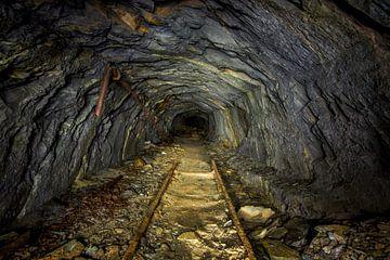 Underground Stone Quarry sur Bert Beckers