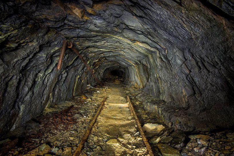 Ondergrondse steengroeve van Bert Beckers