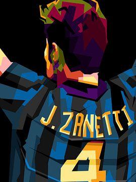 Javier Zanetti wpap van miru arts