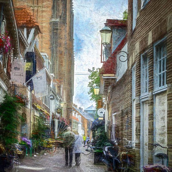 Amersfoort -3 van Dick Jeukens