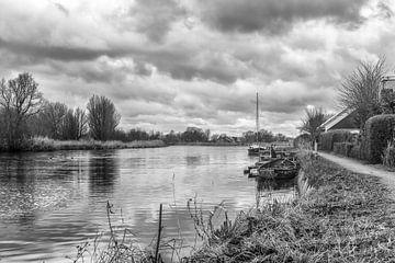 De Vaart in Vlaardingen (Niederlande) von Riccardo van Iersel