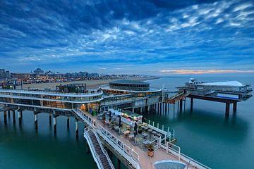Scheveningen vanaf de Pier sur