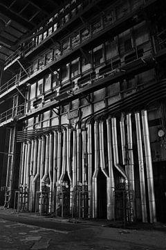 Industrieel orgel von Roel van Mil